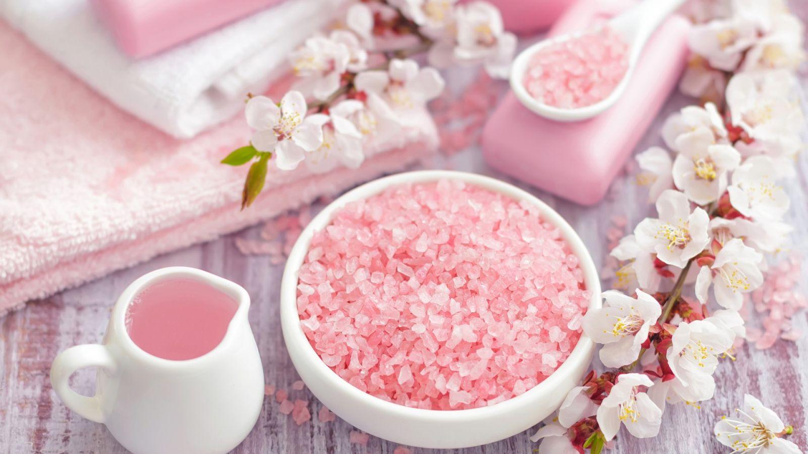 Как выбрать лучшие натуральные соли для ванн