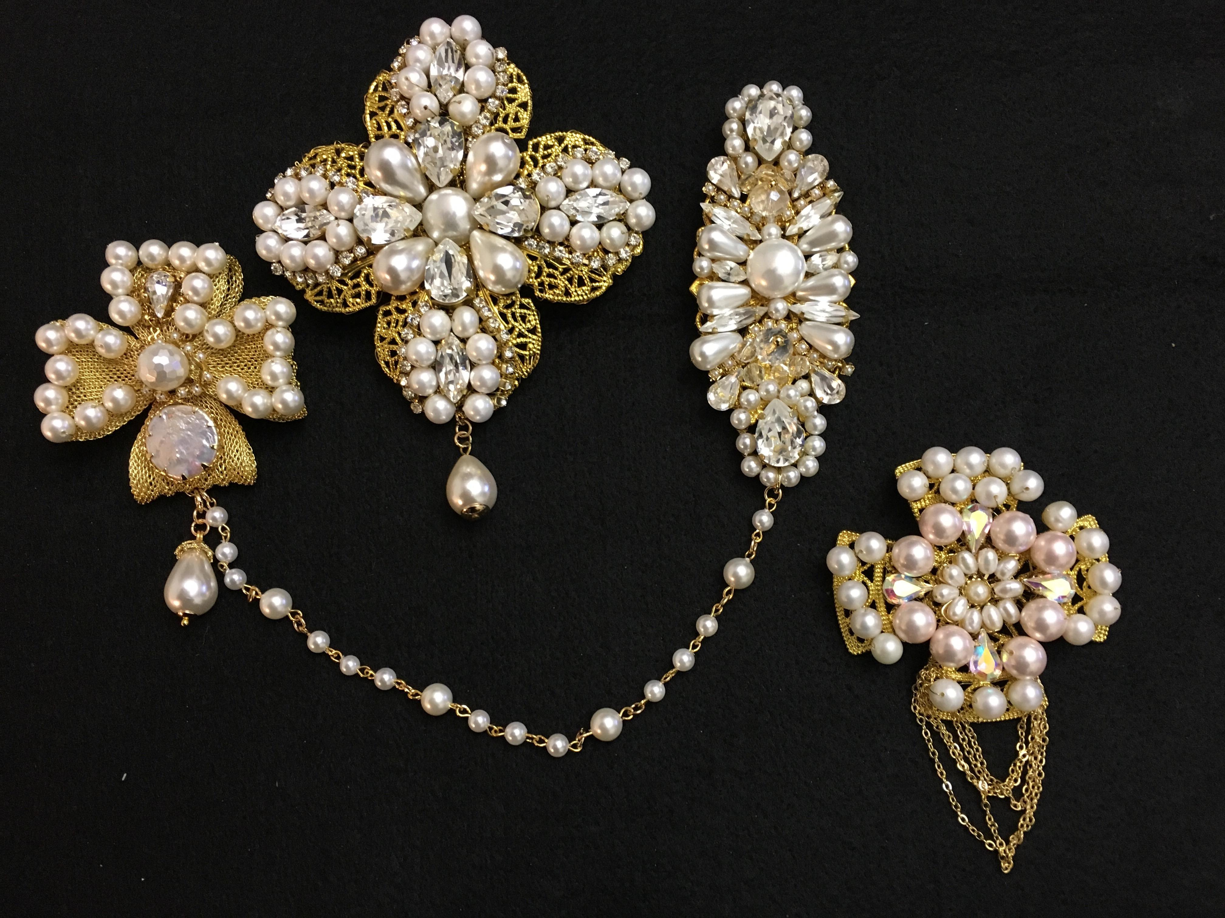 Осенние украшения: как и с чем носить