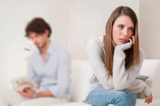 Как расстаться с мужем, если он тиран?