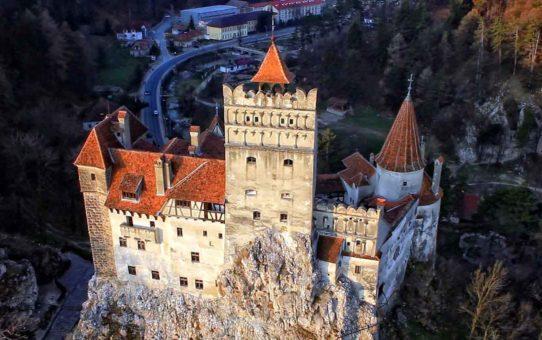 Замки Румынии