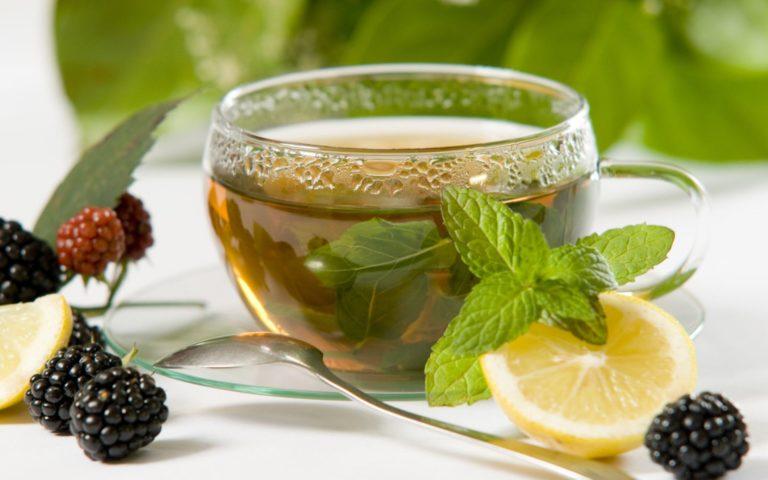 травы для успокоительного чая