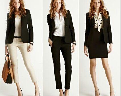 Нестандартный стандарт офисного стиля в одежде