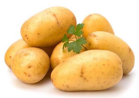 Картофельные ломтики эффективное средство от темных кругов под глазами