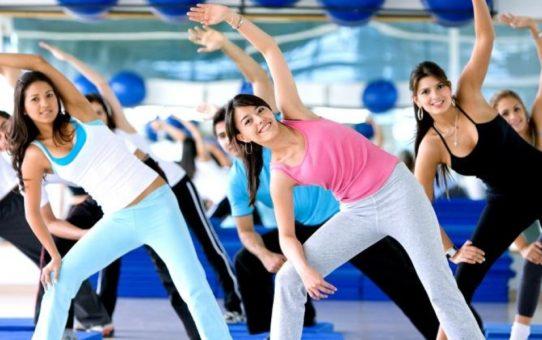 Фитнес—танцы: зумба